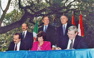 Ceremonia Inicial Nafta