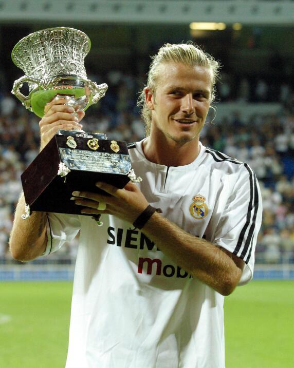 OFICIAL: David Beckham tendrá su equipo de fútbol en Miami gettyimages-6...
