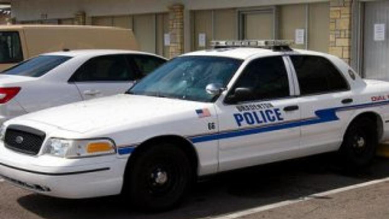 Policía de Brandenton. (Imagen tomada de Twitter).