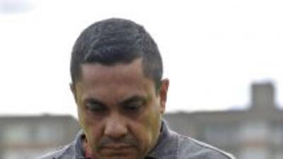 La policía colombiana deuvo a Julio Enrique Ayala Muñoz, quien es el pri...