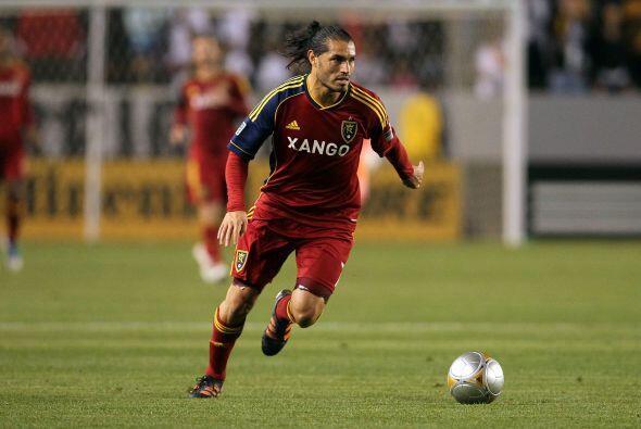 El atacante argentino Fabián Espíndola sigue encendido.El delantero del...