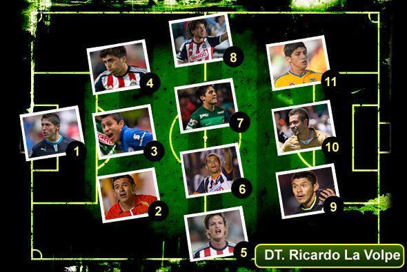Ricardo La Volpe hizo magia en Chivas, no solo los resucitó en su triunf...