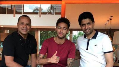 Neymar Al-Khelaifi
