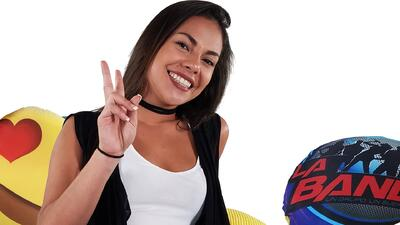 Megamy: 'Me gustaría ser como Alicia Keys'