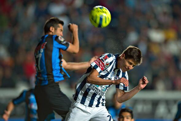 Por su parte los Tuzos, se impusieron (2-1) a Querétaro en la jornada tr...
