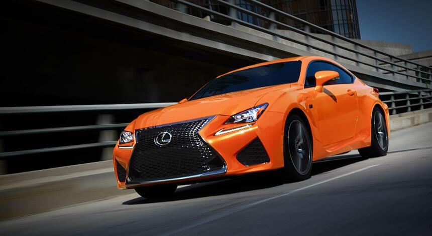 Puesto 2: Toyota, a través de Lexus, tiene participación en el ranking d...