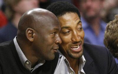 Pippen compara a LeBron con Jordan