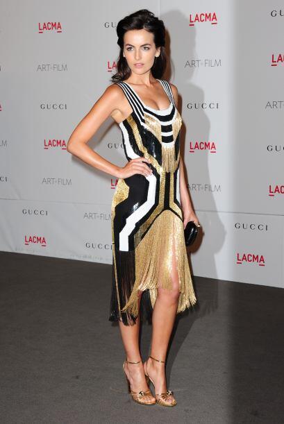 La actriz otorgó una entrevista para el portal de People en Español, en...