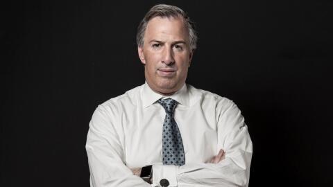Jose Antonio Meade, aspirante a la presidencia de México.