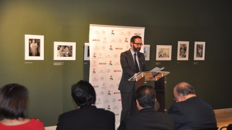Al anunciar la ventanilla, el cónsul Diego Gómez-Pickering sostuvo que m...