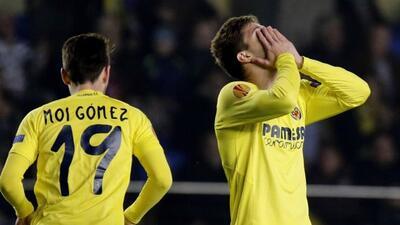 El gol no se hizo presente en el último duelo del Villarreal.