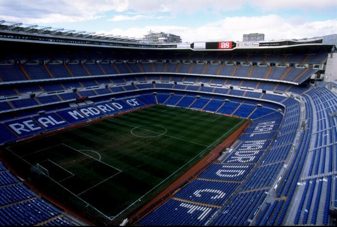 El estadio Santiago Bernabéu: los 70 años de un templo del fútbol mundia...