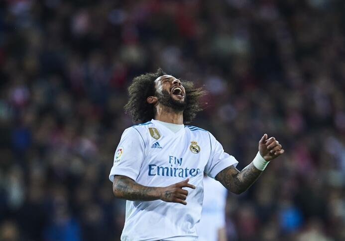 16. Marcelo (Real Madrid / Brasil)