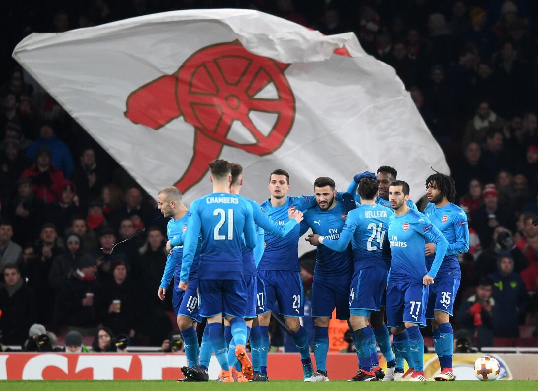 Entre decepciones y sorpresa, listos los equipos para octavos de Europa...