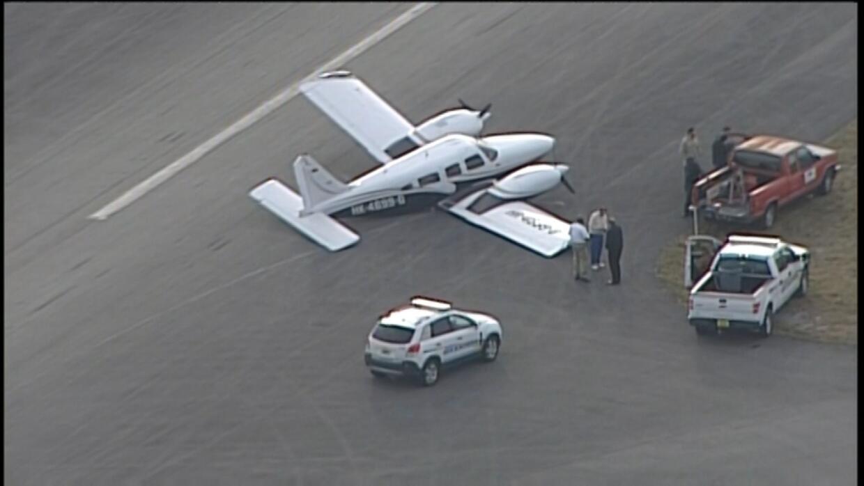 Avioneta presenta problemas para aterrizar en aeropuerto de Pembroke Pines