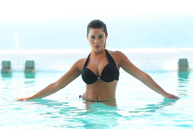 La espectacular mujer es sin duda una de las mujeres más sexys de Chile...