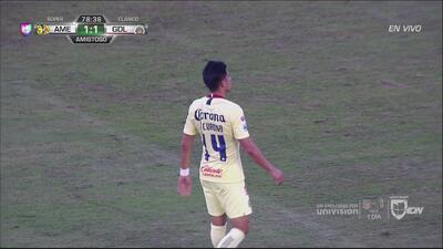 Corona voló el balón en una oportunidad que parecía de gol