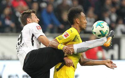 Frankfurt vs. Dortmund