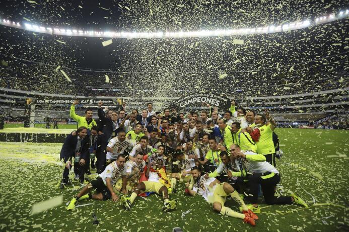 Los cuartos de final de Liga de Campeones de Concacaf llegan con 3 equip...