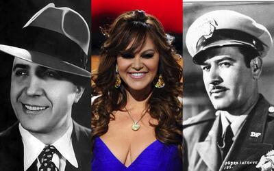 Jenni Rivera, Carlos Gardel y Pedro Infante, las estrellas latinoamerica...