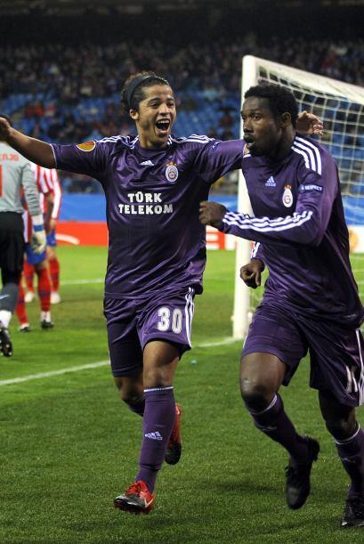 En enero de 2010 se cristaliza su préstamo al Galatasaray turco, en dond...