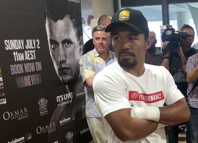 20. Manny Pacquiao (Boxeo) - 510 millones de dólares
