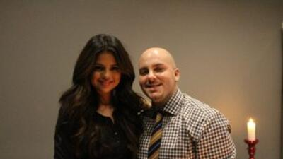 Jojo al aire entrevista a Selena Gomez