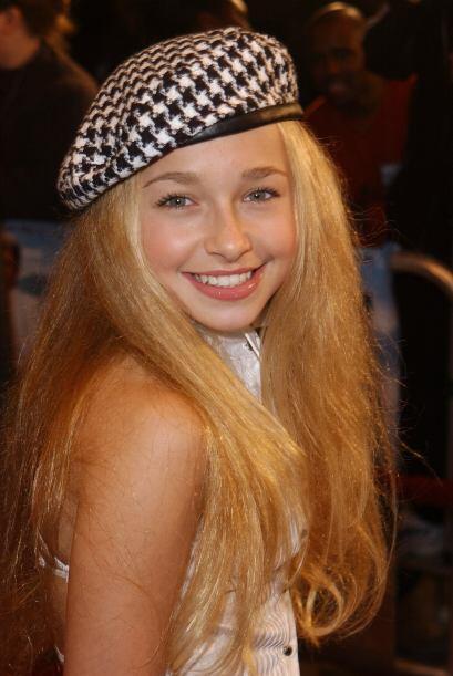 La pequeña Hayden nació en 1989 y comenzó a actuar a los cinco años en l...