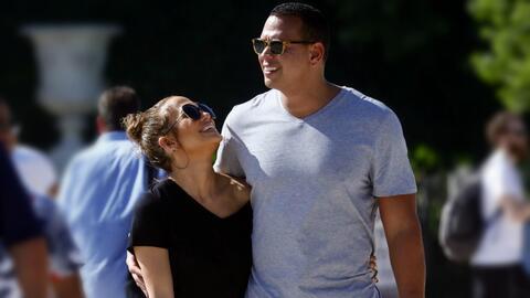 Jennifer López y Alex Rodríguez entienden que son uno para...