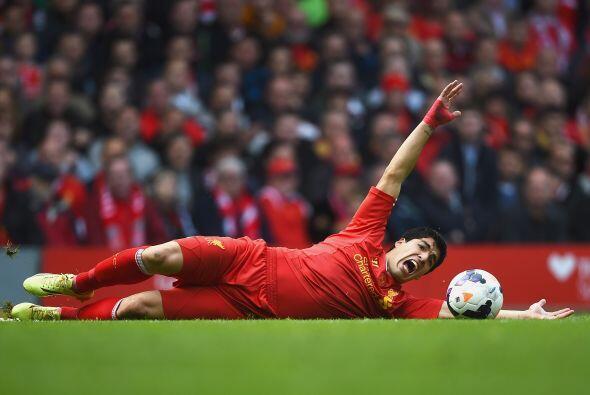 Liverpool no estaba encontrando su mejor ritmo de juego en el primer tie...