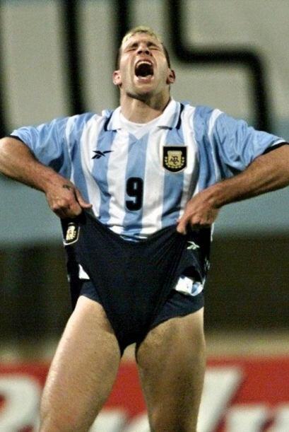 Martín Palermo tiene un récord difícil de igualar....