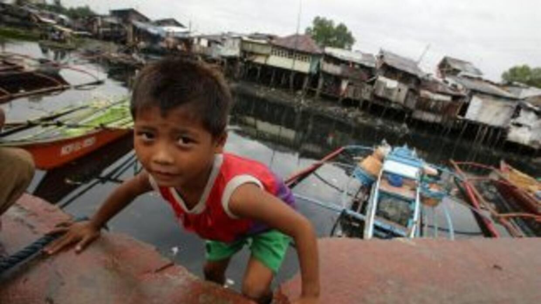 Los niños son las víctimas más vulnerables en estas circunstancias y sue...