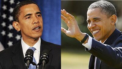 Fotos recientes revelan que, al igual que sus predecesores, el president...