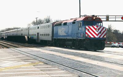 Una persona muere tras ser impactada por un tren Metra cerca de la estac...