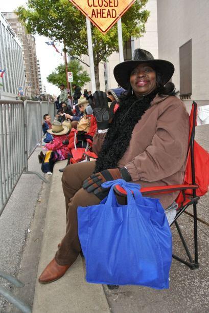 Desfile del Rodeo Houston 2012 (Fotos cortesía de Julio Poletti)