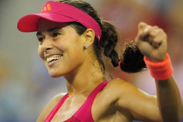La tenista serbia Ana Ivanovic, se convirtió en la última invitada para...