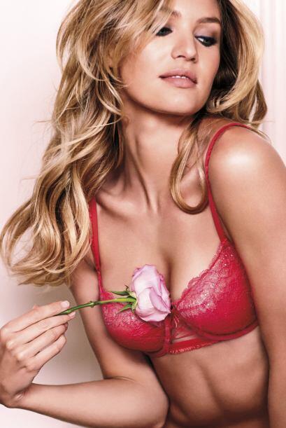 Su sensualidad nata es reflejo en cada una de las fotografías.