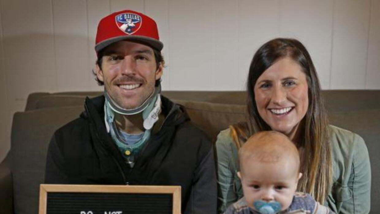 Ryan Hollingshead recuperacion