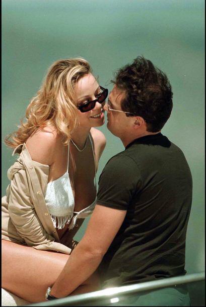 Durante su romance con Luis Miguel lucía súper 'hot'.Mira aquí los video...