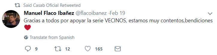 Vecinos TVyNovelas