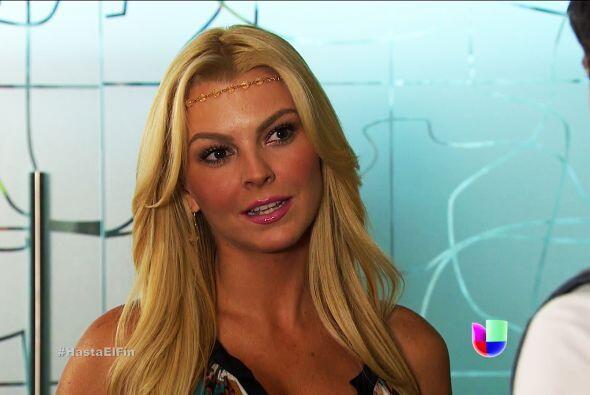 ¡Bravo Sofía! ¡Qué bueno que decidiste asistir a la Carrera Panamericana...