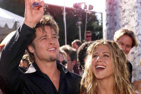 ¡Claro! Jennifer Aniston fue su amor por muchos años.