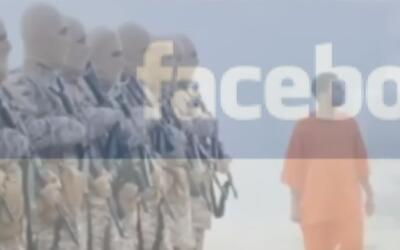 El desafío de detener contenido terrorista en redes sociales como Facebook
