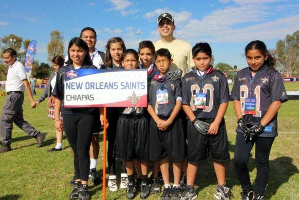 Checa las imágenes de los equipos que participaron en el NFL Tochito Méx...