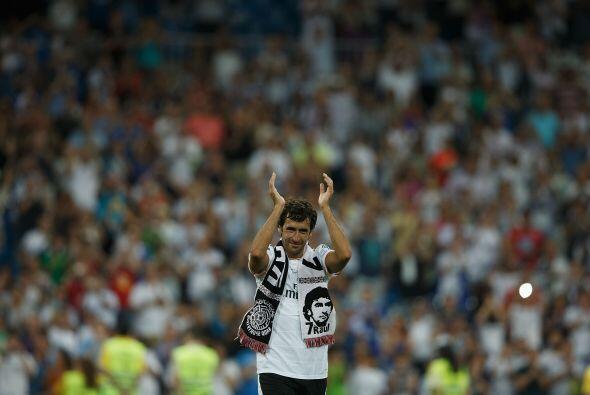 """""""Han tenido detalles muy bonitos Cristiano, cediéndome la camiseta, Iker..."""
