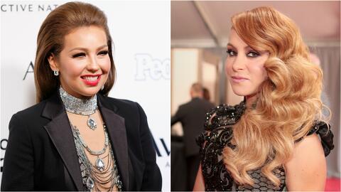 ¿Acudirán Thalía y Paulina Rubio al reencuentro de Timbiriche?