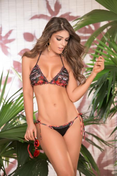 La hermosa Sara Builes (@sarabuiles_t) es aficionada al Atlético Naciona...