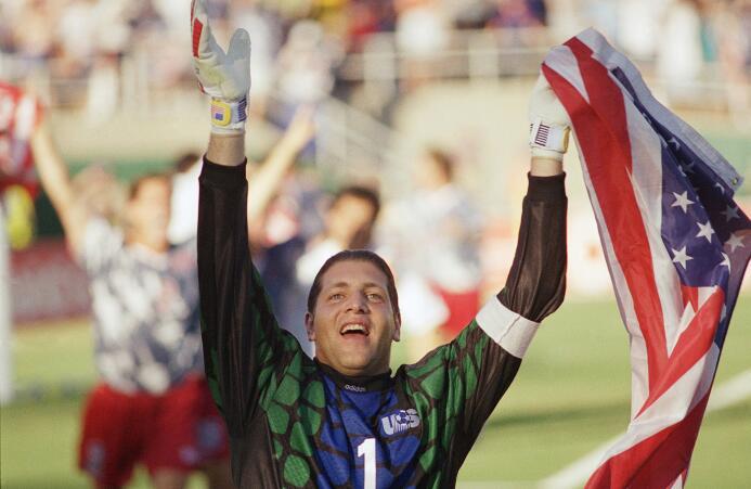 Mexicanos dominan en lista histórica de MVP's de Copa Oro AP_9406220591.jpg