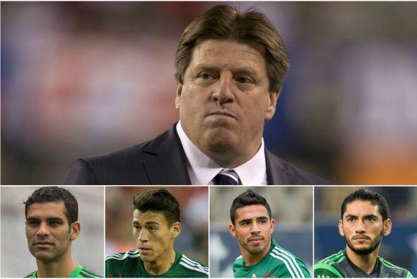 Miguel Herrera busca renovar al Tricolor y ya tiene nombres en mente par...