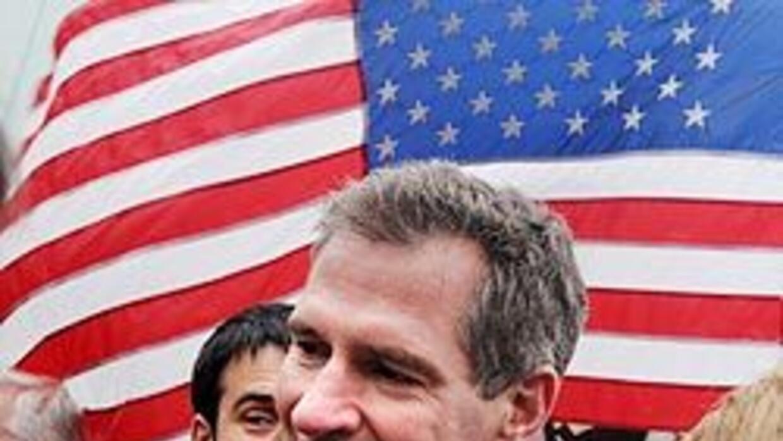 Brown, el nuevo senador por Massachussetts, es un fuerte opositor al pla...